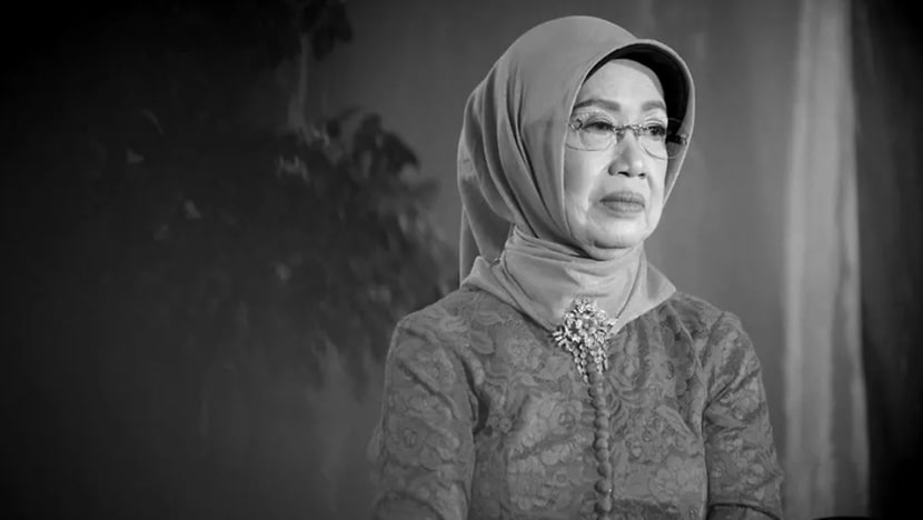 Singapore leaders send condolences to Indonesia's President Jokowi over his mother's death
