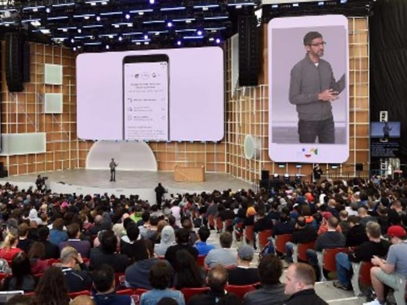 Google's chief executive Sundar Pichai: 'We think privacy is for everyone'