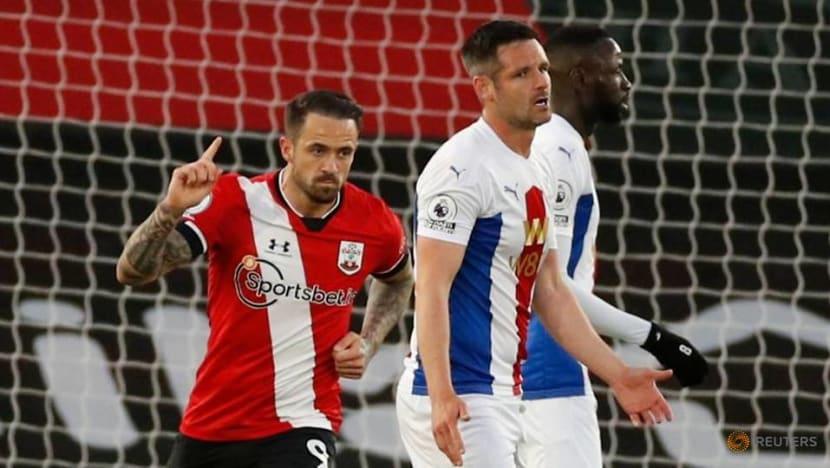 Football: Ings strikes twice as Southampton beat Palace