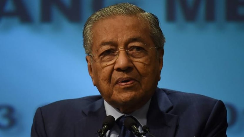 Johor government, people must speak up on water deal with Singapore: Mahathir