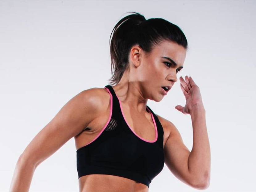 Is the makeup you're wearing to the gym causing acne, eczema and clogged pores?
