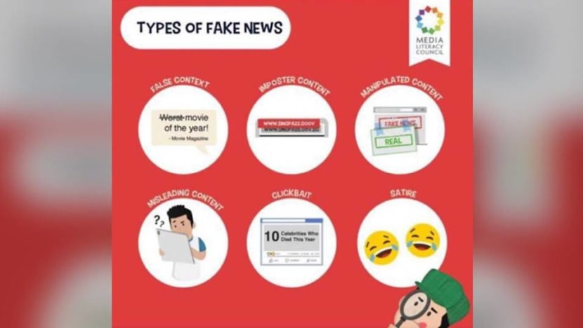 Media Literacy Council apologises for 'confusion' after labelling satire as an example of fake news