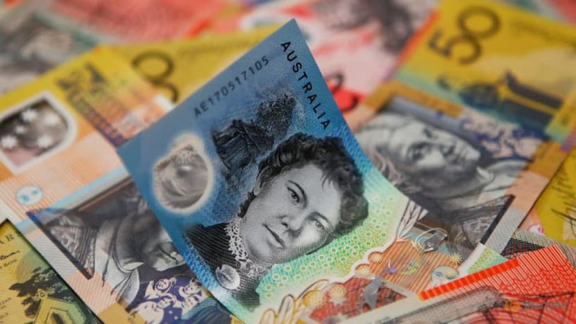 Australian dollar plunges to near 11-year low against Singdollar after New Zealand's rate cut
