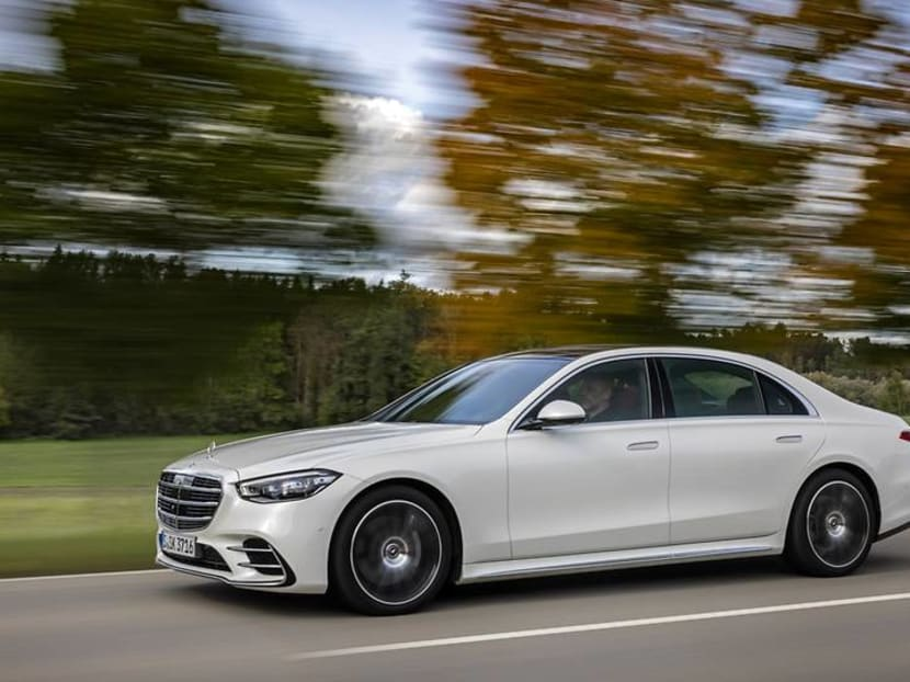 New Mercedes-Benz S-Class ups the luxury stakes, driven by innovation