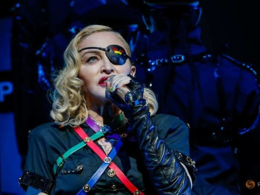 Madonna cancels final Madame X concerts in Paris over COVID-19 concerns