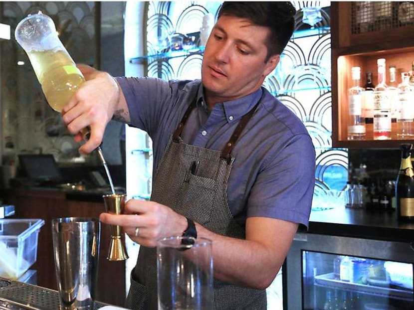 San Francisco's hotel bar scene is having a revival with creative cocktails and top talent