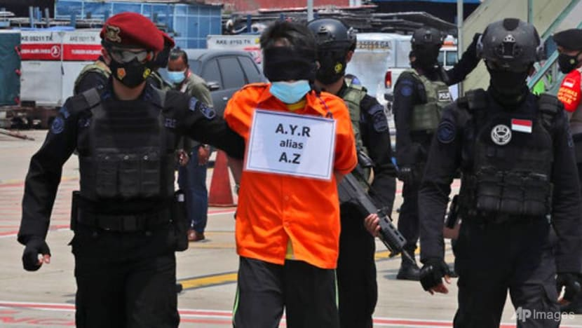 Indonesian police say new Jemaah Islamiyah cell was recruiting, training