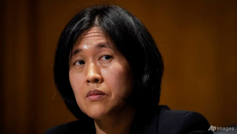 US trade chief Tai talks WTO, China, climate in first calls with counterparts