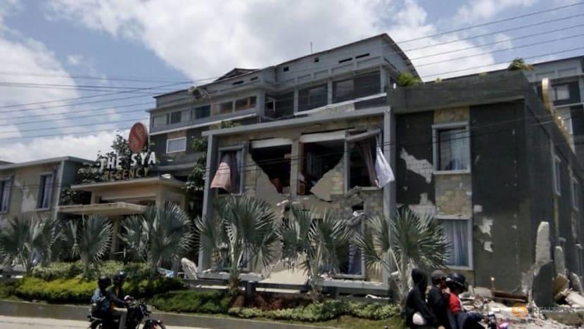 Singapore leaders send condolences after quake-tsunami in Indonesia