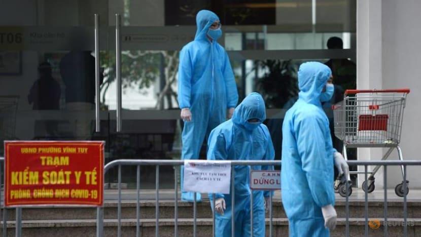 Vietnam shuts industrial parks housing Foxconn plants after COVID-19 outbreak