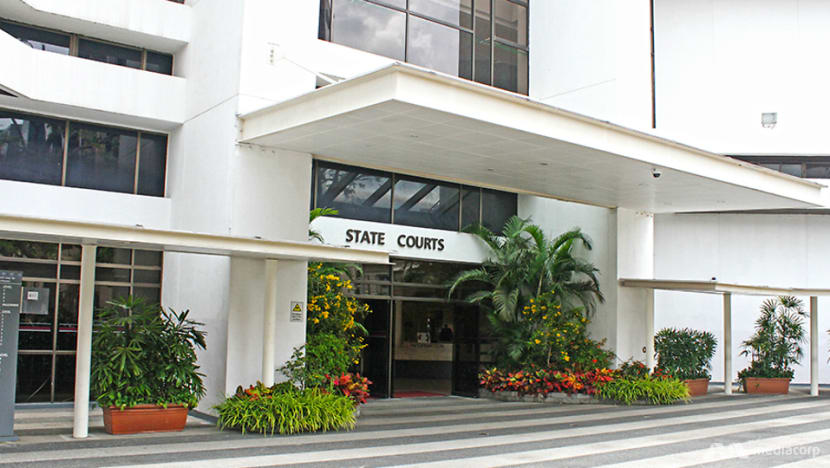 Man jailed for spitting at prisons officer in court