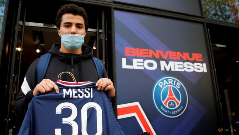 The pull of brand Messi: shirts, social media and TV rights