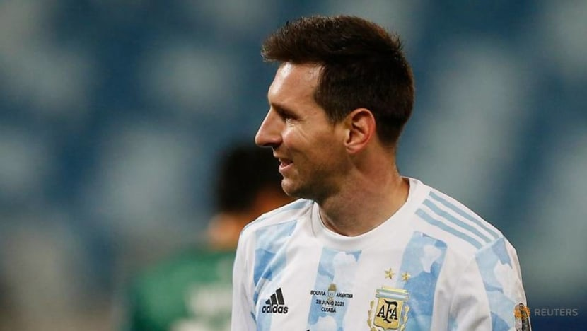 Football: Messi moves past Mascherano to become Argentina's most capped player