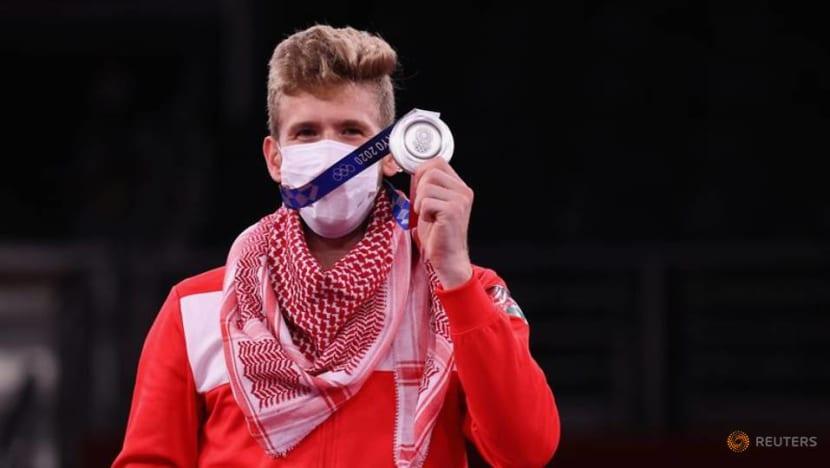 Olympics: Jordan's Taekwondo silver medallist happy for Russian friend's gold