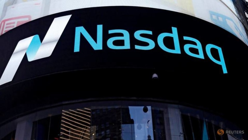 It's official: Nasdaq in a correction, with 10per cent fall from Feb record close