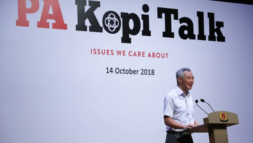 'We must not allow social stratification to harden in Singapore': PM Lee
