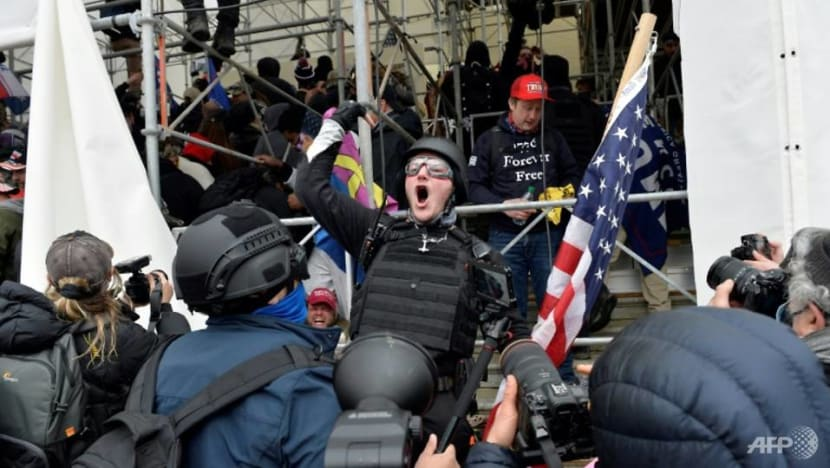 With Republican firewall, US Senate acquits Trump of inciting deadly Capitol riot