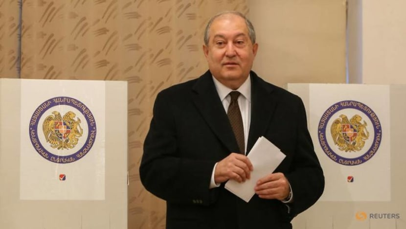 Armenian leader sees no quick diplomatic solution in Nagorno-Karabakh