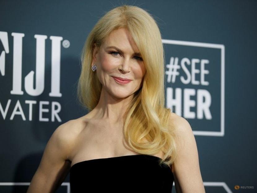 Nicole Kidman calls TV's Nine Perfect Strangers 'trippy and crazy'