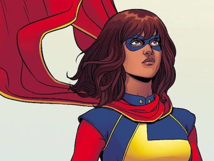 It's official: First Muslim superhero Ms. Marvel is joining the Marvel Cinematic Universe
