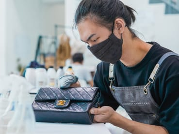 Mould, cracks and discolouration? How to make your leather bags look great again
