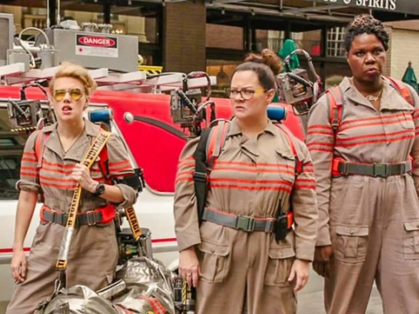Leslie Jones criticises new Ghostbusters movie: 'Like something Trump would do'