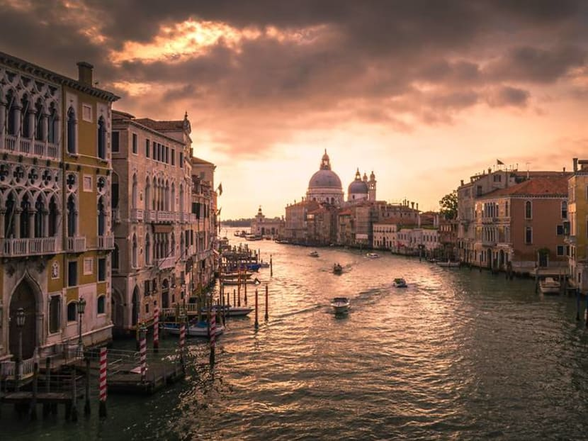 From Venice to the tower of Pisa, World Heritage sites are threatened by sea level rise