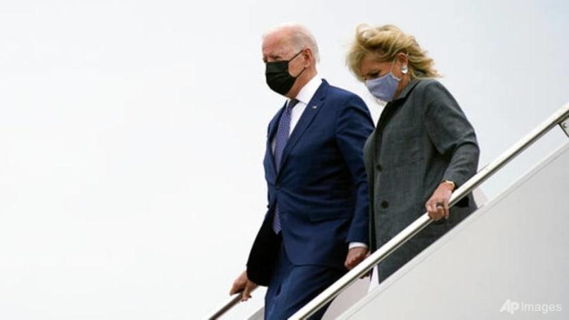 Biden releases tax return, restoring tradition Trump broke