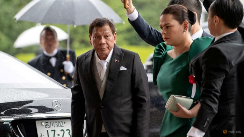 Philippines' Duterte accused of stifling scrutiny in senate probes