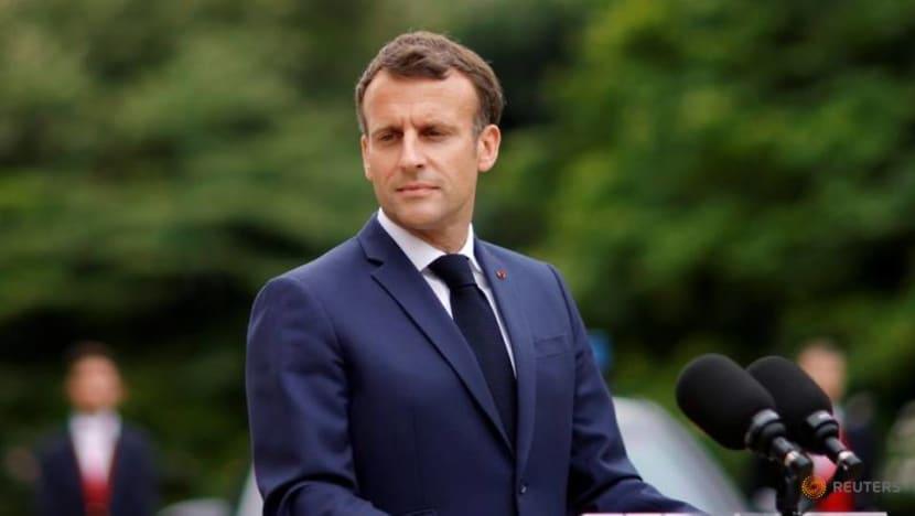 Depiction of Macron as Hitler tests France's tolerance for satire