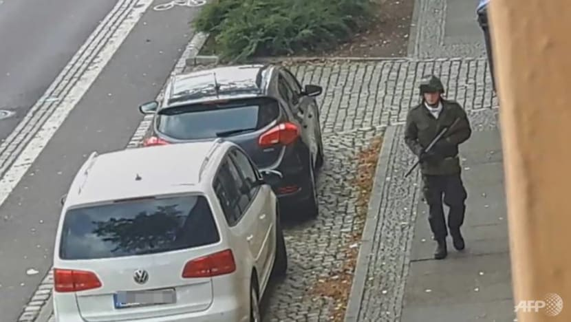 Germany shooting revives memories of Christchurch
