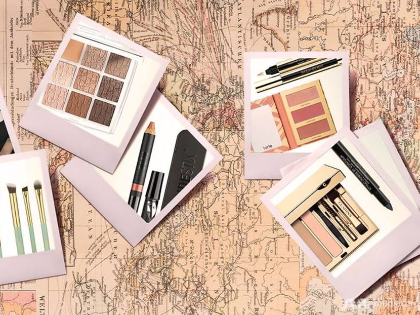 Beauty kit: The travel makeup essentials for the girl who's always on the go
