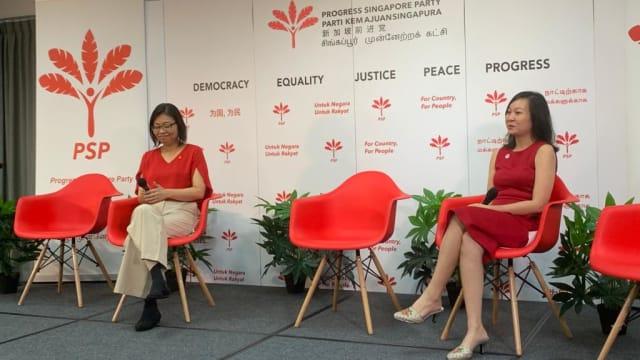 前进党妇女团启动 为妇女提供更正式的发声平台