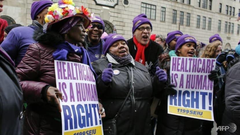 Coronavirus time bomb: America's uninsured and brutal work culture