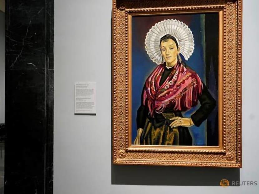 Spain's Prado overhauls collection to highlight women artists