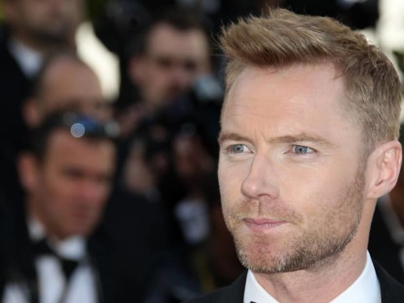 Ronan Keating apologises for incorrect post about COVID-19 in Singapore