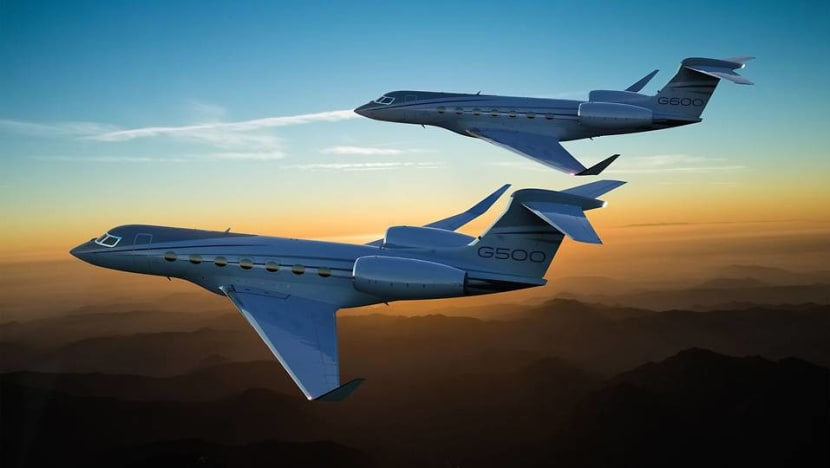 Private jets in Singapore: When First Class just doesn't cut it