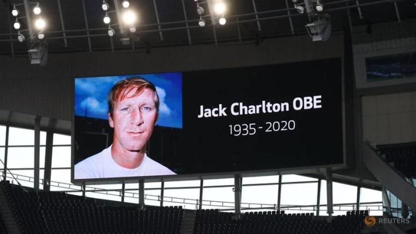 Football: Leeds rename East Stand in honour of club great Charlton