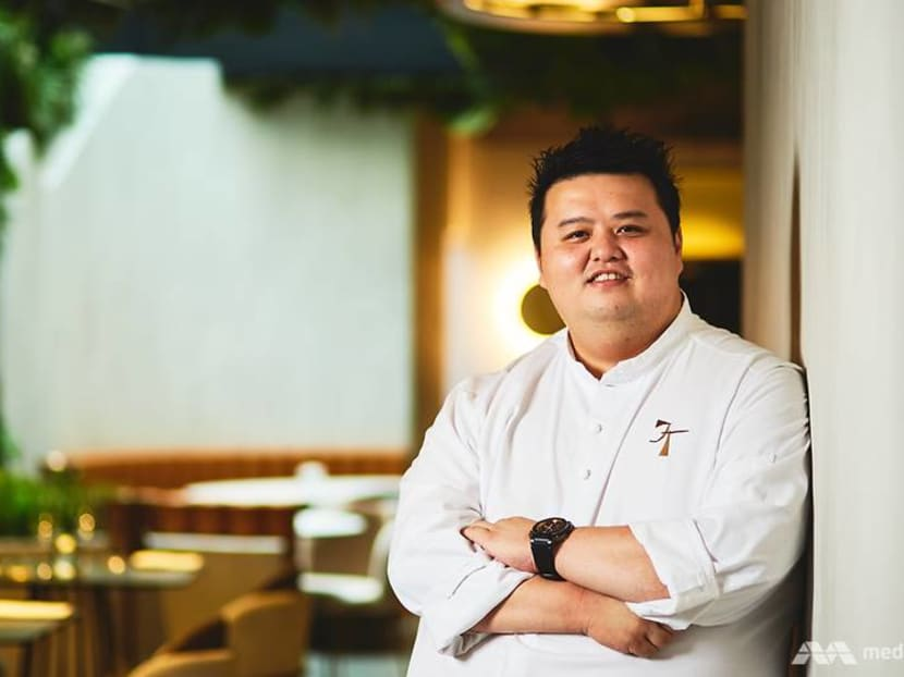 Meet Mr Onion: Why this Singapore chef wants you to give vegetables a chance