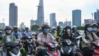 越南胡志明市未记录在案病例 或多达40%