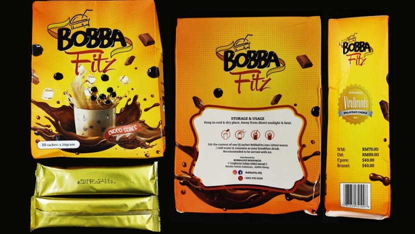 HSA warns against use of Bobba Fitz and Bobba Toxx weight-loss products found to contain banned substance