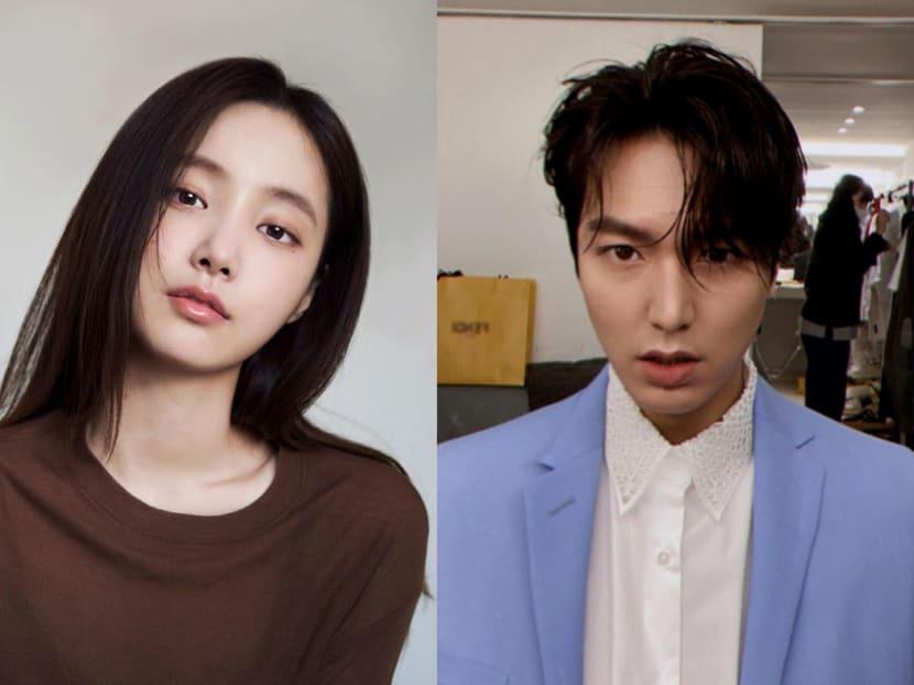 K-drama stars Lee Min-ho and Yeonwoo deny dating rumours