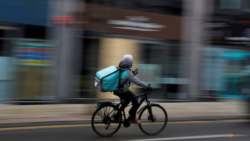 Germany's Delivery Hero takes 5.1per cent stake in rival Deliveroo