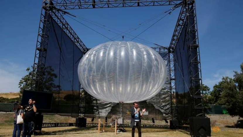 Alphabet shutting down Loon, which used balloon alternative to cell towers