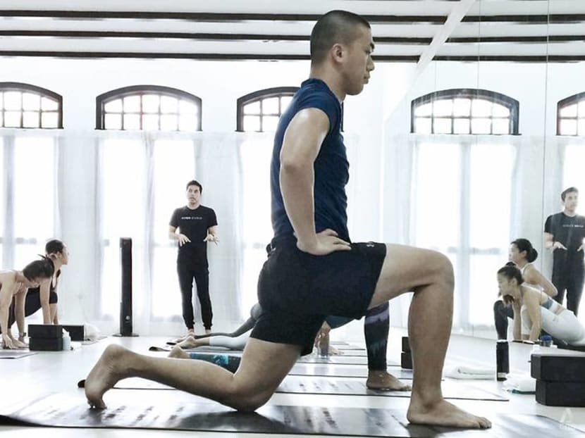 Yoga not 'masculine' enough for men? It actually helps your MMA game