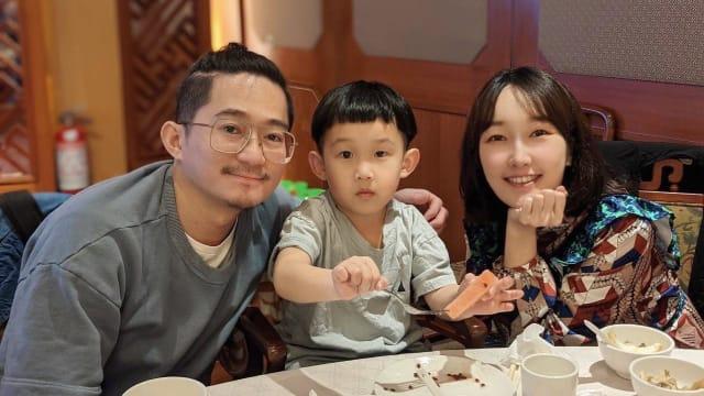 巴钰宣布二宝性别 5岁儿愿望成真