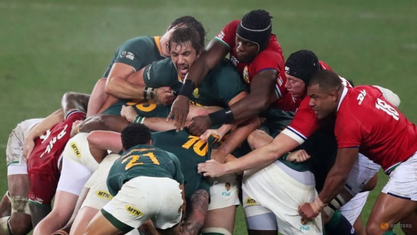 Rugby: Lion-taming Springboks look to fresh blood for Pumas clash