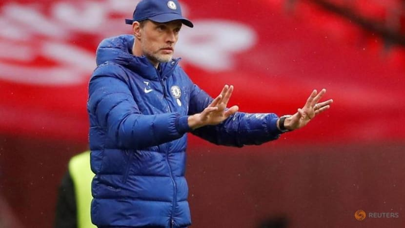 Soccer-Tuchel warns Chelsea top four is 'not done yet'