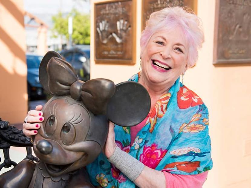 Voice of Minnie Mouse, actress Russi Taylor, dies at 75