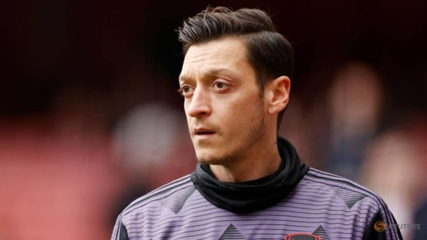 Football: Arsenal struggling without Ozil's creativity, says Ljungberg